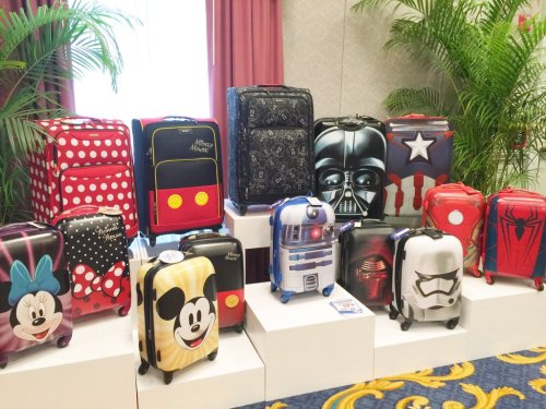 american tourister luggage collection