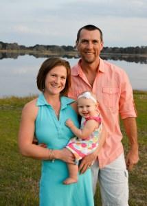 Niki Lazenby Family