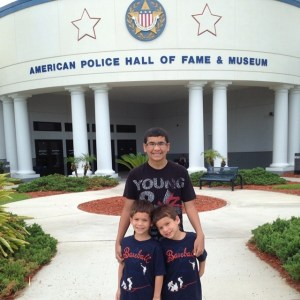 american police hall of fame museum