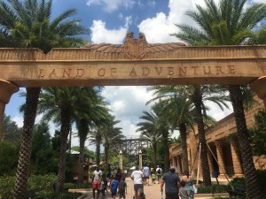 Land of Adventure