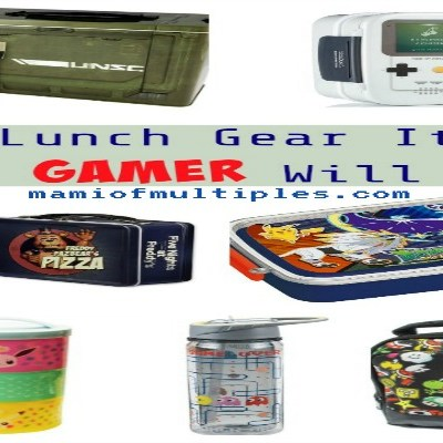 9 Lunch Gear Items for Gamers
