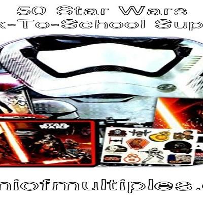 50 Back-To-School Star Wars School Supplies