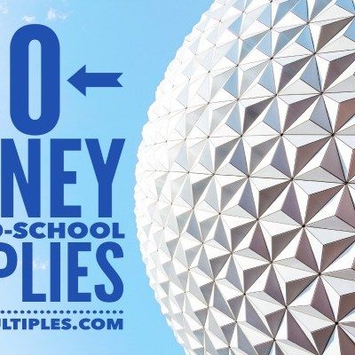 50 Disney Back-To-School Supplies