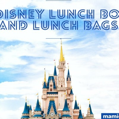 50 Disney Lunch Bags and Lunch Boxes