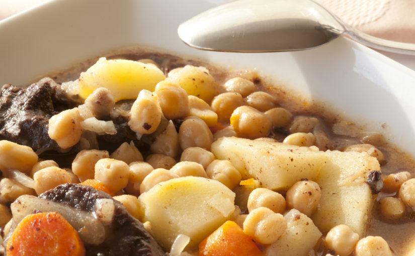 Cmo hacer un delicioso cocido de garbanzos casero  Recetas