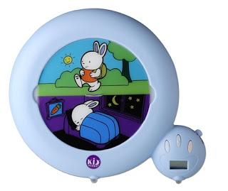 Despertador Kid'Sleep … y a ver si dormimos