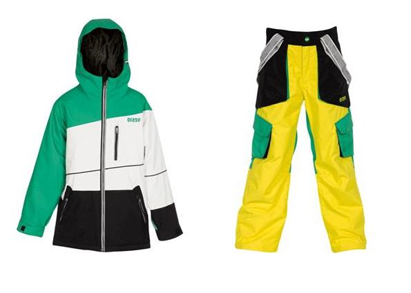Orage presenta su ropa de esquí para niños de esta temporada