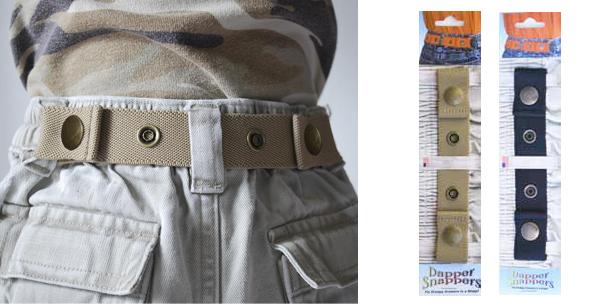 ¡Todo un invento! Sujetapantalones para los niños