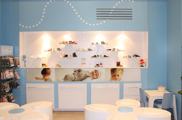 Zapatos Bobux para niños
