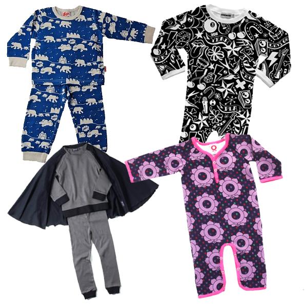 Comprando pijamas en las rebajas