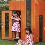 Smartplayhouse: casitas para los niños diferentes