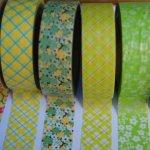 La moda del Washi tape (II)