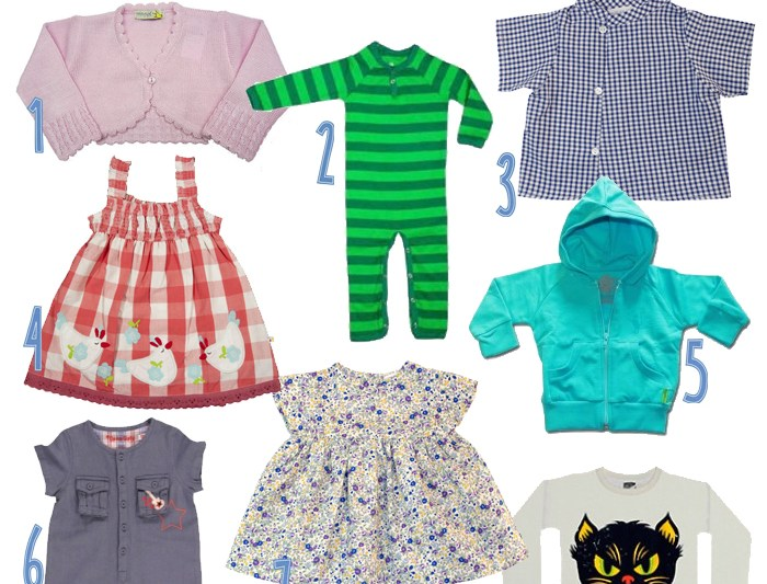 Papis y Bebés: Cómo combinar la ropa