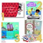 Novedades en libros infantiles de la editorial Combel