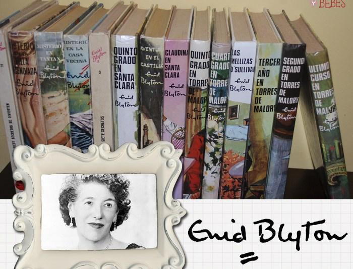 Libros infantiles: Enid Blyton, la escritora de mi infancia
