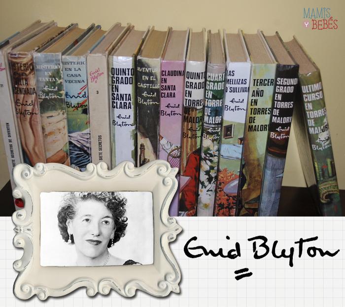 Libros infantiles - Enid Blyton 01