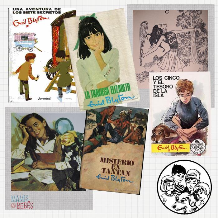 Libros infantiles - Enid Blyton 03