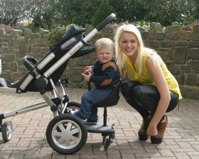 Patn para el carrito Easy X Rider  Mamis y bebs
