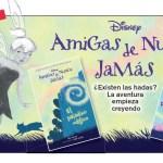 Libros infantiles: Amigas en Nunca Jamás