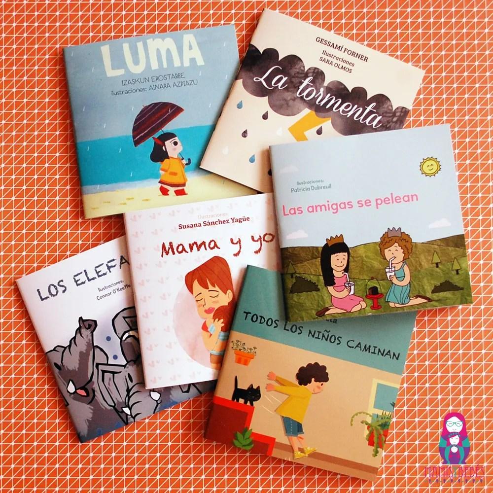 Libros minis