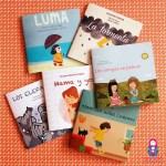 Los Minis: libros para niños chiquitines