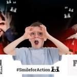 Colabora con #smileforaction (y consigue un disfraz de Funidelia)