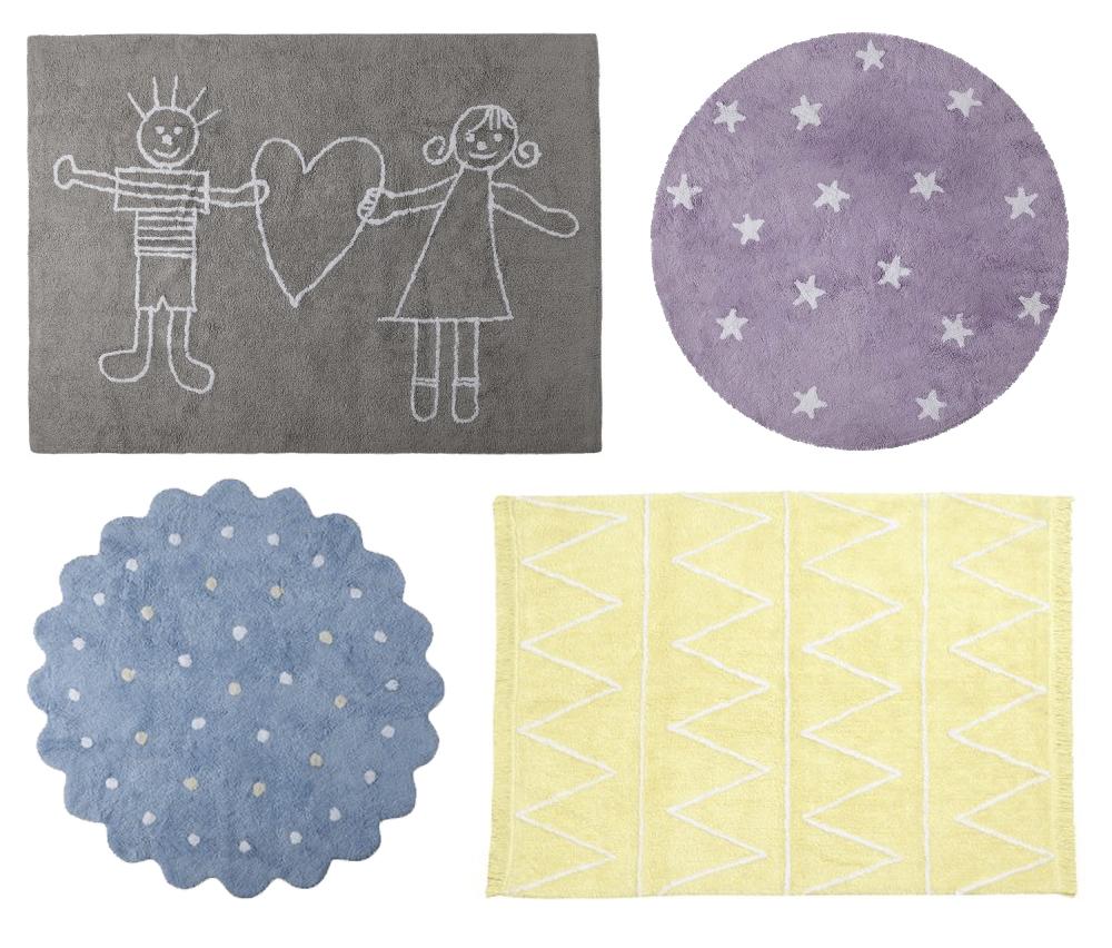 alfombras lavables lorena canals
