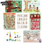 Decoración infantil: 5 sitios donde comprar láminas modernas para bebés y niños