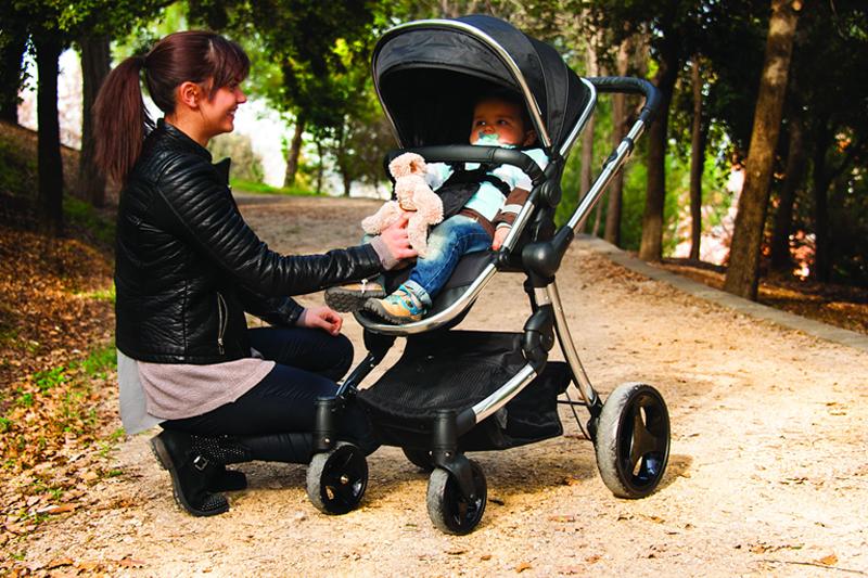 Consejos para elegir silla de paseo del bebé