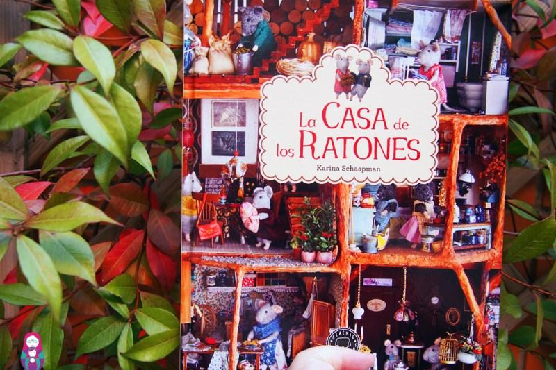 Libros infantiles: La casa de los ratones
