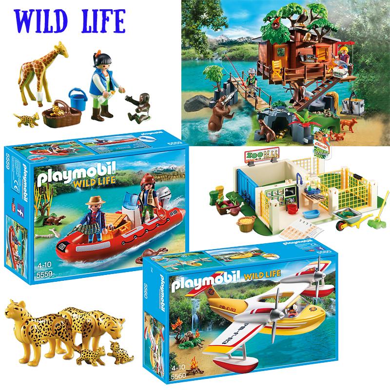 playmobil wild life sorteamos 3 arcas de noe. Black Bedroom Furniture Sets. Home Design Ideas