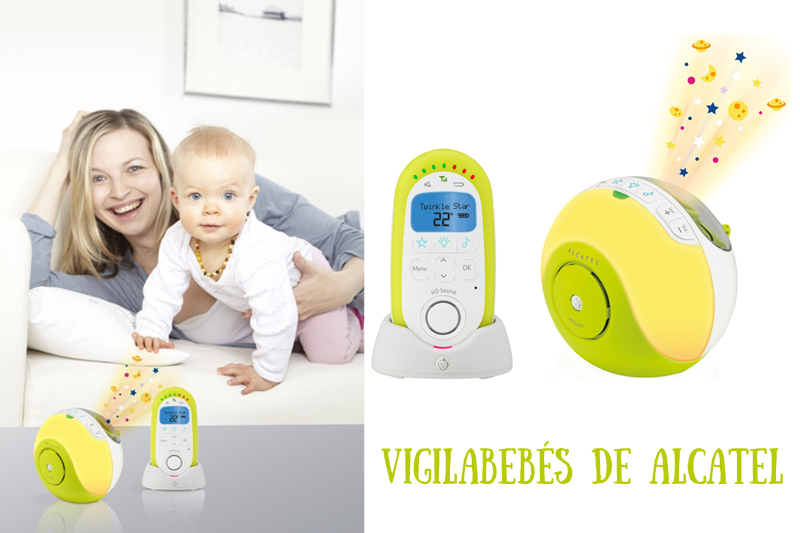 Baby Link, la gama de vigilabebés Alcatel