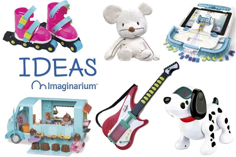 ¡Vuelve a jugar con Imaginarium!