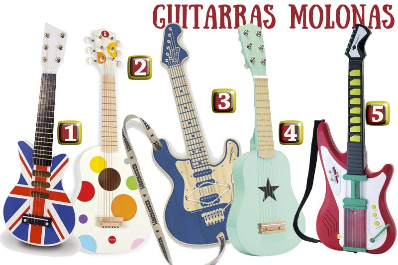 guitarras molonas