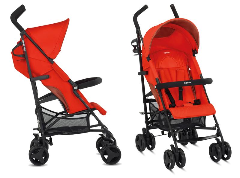 Blink: conoce la nueva silla de paseo ligera de Inglesina