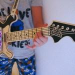 Juguetes molones: La guitarra Woodrocker