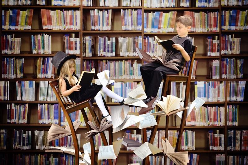 Como hacer que tus hijos sean lectores