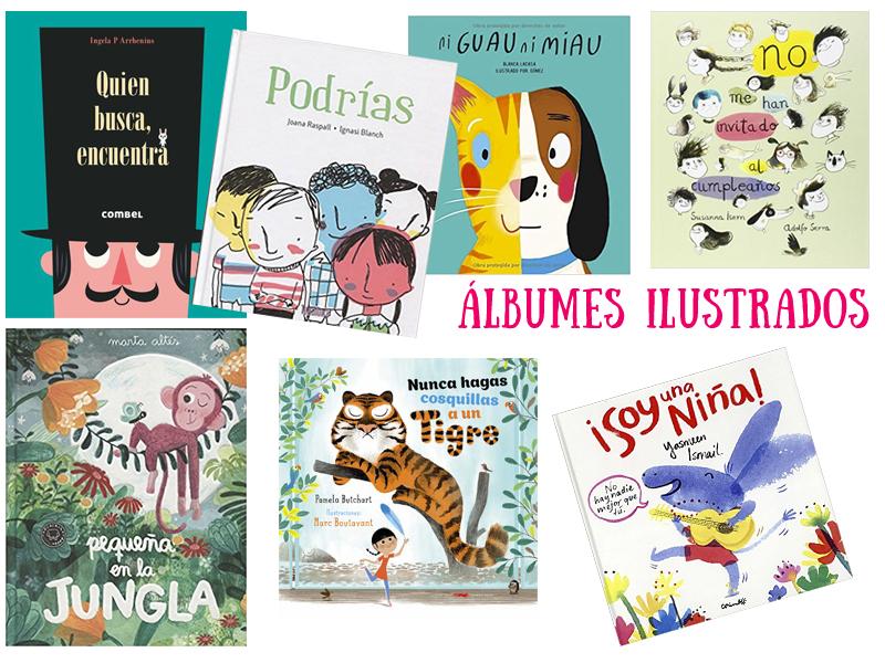 Mis recomendaciones literarias para el Día del Libro 2017
