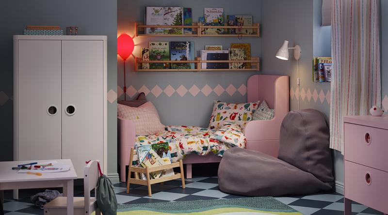 El Nuevo Catálogo De Ikea 2018 Dormitorios Mamis Y Bebés