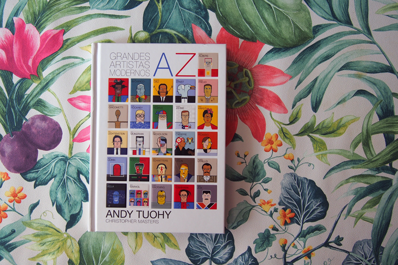 El arte y los niños: grandes artistas modernos de la A a la Z