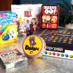 Juegos de mesa rápidos para toda la familia
