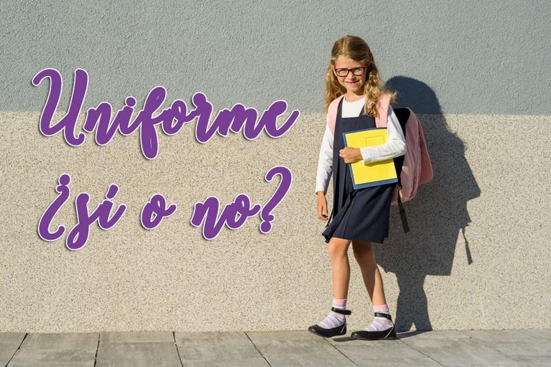 ¿Uniforme sí o uniforme no? ¡He ahí la cuestión!