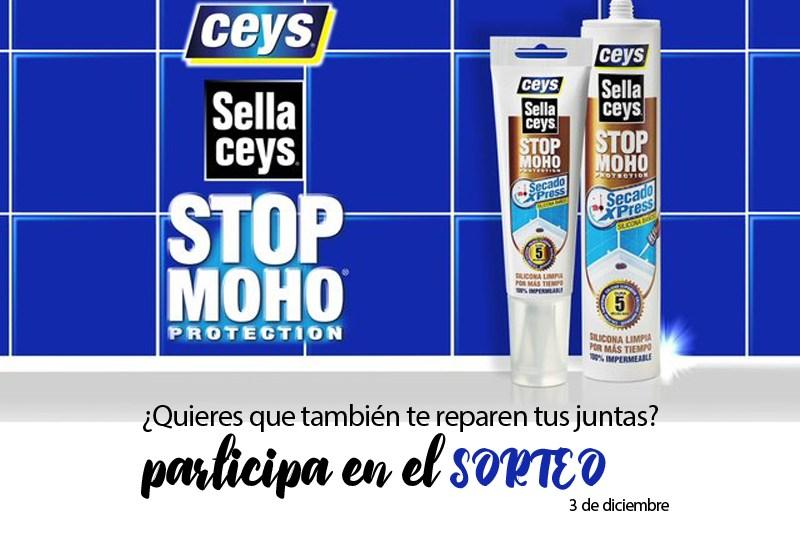 Desafío Ceys: Deja las juntas de baño niqueladas ¡Con sorteo!