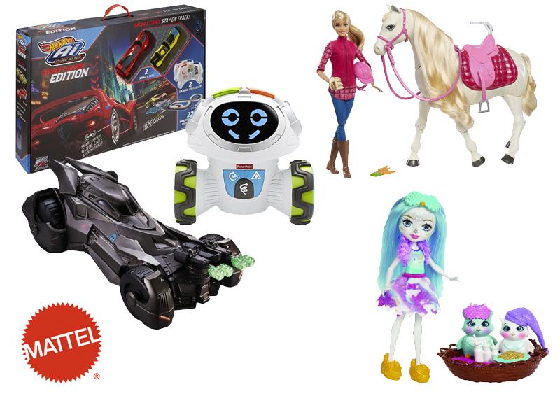 juguetes estrella mattel