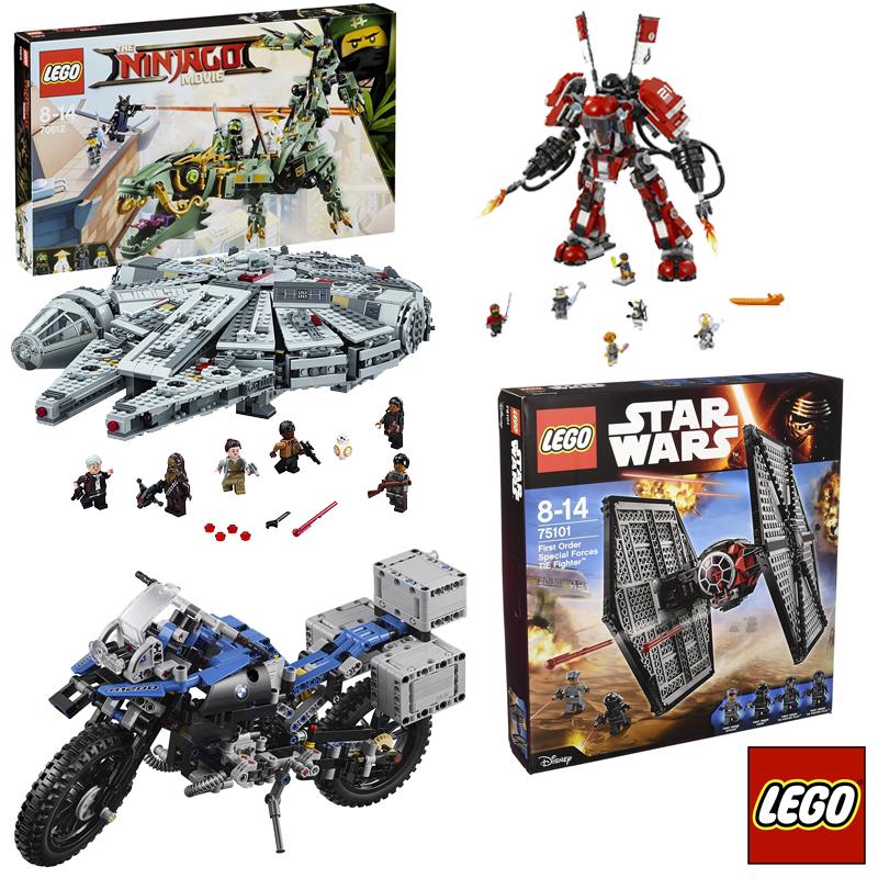 juguetes estrella Lego 2