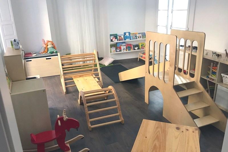 IDEAS DECO: Una habitación de juegos para los niños