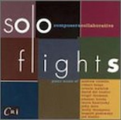 Solo Flights 20th Century Works for Piano