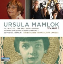 Music of Ursula Mamlok Volume 3