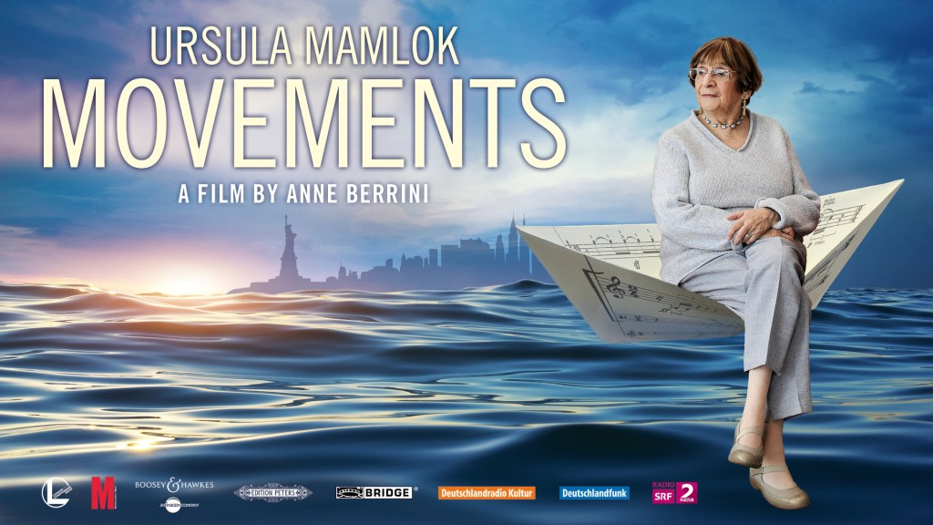 Ursula Mamlok Movement Film by Anne Berrini
