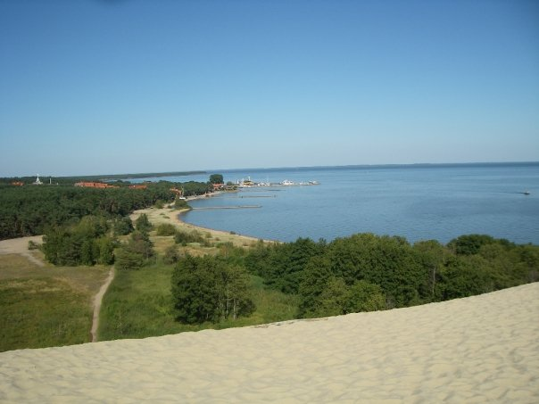 Duna di nida, Lituania